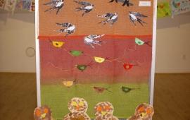 Výtvarná výstava - ptáci
